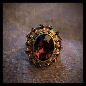 Heidi Daus Highly collectible vintage ring